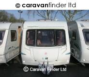 Abbey Freestyle 520 SE  2008  Caravan Thumbnail