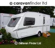 Abbey GTS 215 2009  Caravan Thumbnail