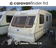 Bailey Moselle 2001  Caravan Thumbnail