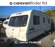 Bailey Provence Series 5 2006  Caravan Thumbnail