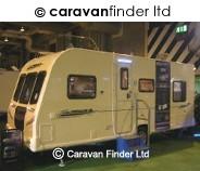 Bailey Pegasus 524 2010  Caravan Thumbnail