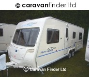 Bailey Ranger GT60 620 S6 2010  Caravan Thumbnail