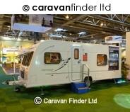 Bailey Olympus 534 2011 4 berth Caravan Thumbnail