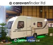 Bailey Orion 430 2011  Caravan Thumbnail