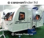 Bailey Orion 460 2012  Caravan Thumbnail