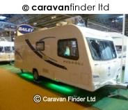 Bailey Pegasus Verona S2 2012  Caravan Thumbnail