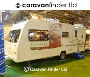 Bailey Unicorn Madrid  2012 4 berth Caravan Thumbnail