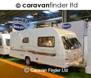 Bailey Unicorn Seville 2012 2 berth Caravan Thumbnail