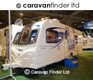 Bailey GT65 Verona SOLD 2013 4 berth Caravan Thumbnail