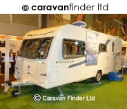 Bailey Pegasus Milan S2 2013  Caravan Thumbnail