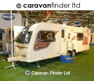 Bailey Unicorn Barcelona S2 2013 4 berth Caravan Thumbnail