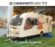 Bailey Unicorn Seville S2 2013 2 berth Caravan Thumbnail
