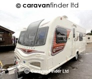 Bailey Unicorn Valencia S2 2013 4 berth Caravan Thumbnail