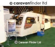 Bailey Unicorn Barcelona S2 2014 4 berth Caravan Thumbnail