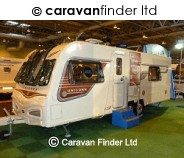 Bailey Unicorn Cordoba S2 2014 4 berth Caravan Thumbnail