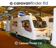 Bailey Unicorn Madrid S2 2014 4 berth Caravan Thumbnail