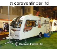 Bailey Unicorn Seville S2 2014 2 berth Caravan Thumbnail