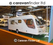 Bailey Unicorn Vigo S2 2014 4 berth Caravan Thumbnail