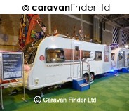 Bailey Unicorn Barcelona S3 2015 4 berth Caravan Thumbnail