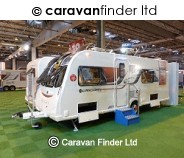 Bailey Unicorn Valencia 4B 2015 4 berth Caravan Thumbnail