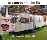 Bailey Unicorn Vigo S3 2015 4 berth Caravan Thumbnail