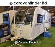 Bailey Pegasus Brindisi 2016 4 berth Caravan Thumbnail