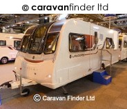 Bailey Unicorn Cadiz 2016 4 berth Caravan Thumbnail