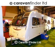 Bailey Unicorn Cordoba S3 2016  Caravan Thumbnail