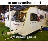 Bailey Unicorn Seville S3 2016 2 berth Caravan Thumbnail