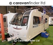 Bailey Unicorn Valencia S3 2016 4 berth Caravan Thumbnail