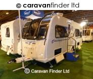 Bailey Pegasus Rimini 2017 4 berth Caravan Thumbnail