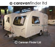 Bailey Xtreme Pursuit 400/2 2017 2 berth Caravan Thumbnail