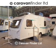 Bailey Xtreme Pursuit 430/4 2017 4 berth Caravan Thumbnail