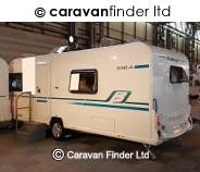 Bailey  Xtreme Pursuit 530 2017 4 berth Caravan Thumbnail