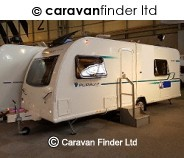 Bailey Pursuit 550 2017  Caravan Thumbnail
