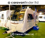 Bailey Unicorn Cadiz S3 2017 4 berth Caravan Thumbnail