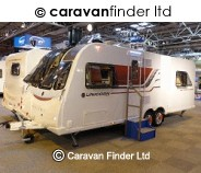 Bailey Unicorn Pamplona 2017 4 berth Caravan Thumbnail