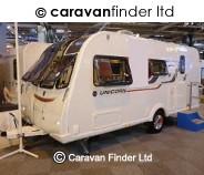Bailey Unicorn Seville 2017 2 berth Caravan Thumbnail