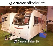Bailey Unicorn III Vigo 2017 4 berth Caravan Thumbnail