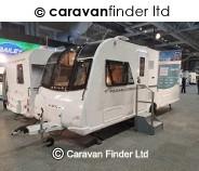 Bailey Pegasus GT70 Brindisi 2018 4 berth Caravan Thumbnail