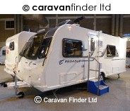 Bailey Pegasus Verona GT70 SOLD 2018 4 berth Caravan Thumbnail