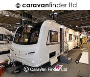 Bailey Unicorn Barcelona 2018 4 berth Caravan Thumbnail