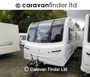 Bailey Unicorn Cadiz 2018 4 berth Caravan Thumbnail
