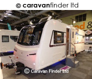 Bailey Unicorn Cartagena 2018 4 berth Caravan Thumbnail