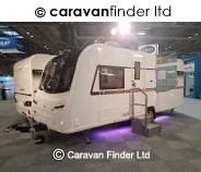 Bailey Unicorn Madrid 2018 3 berth Caravan Thumbnail