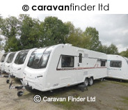 Bailey Unicorn Segovia 2019 6 berth Caravan Thumbnail