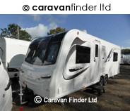 Bailey  Pamplona Black Edition 2020 4 berth Caravan Thumbnail