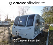 Bailey Pegasus Grande SE Messina 2021 4 berth Caravan Thumbnail