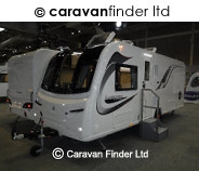 Bailey Unicorn Vigo 2021 4 berth Caravan Thumbnail