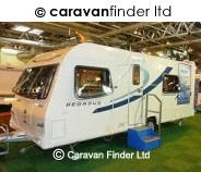 Bailey Pegasus Verona S2 2013  Caravan Thumbnail